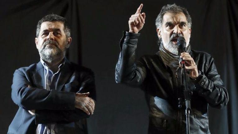 Los Jordis, Sànchez y Cuixart, piden ser trasladados a una cárcel catalana