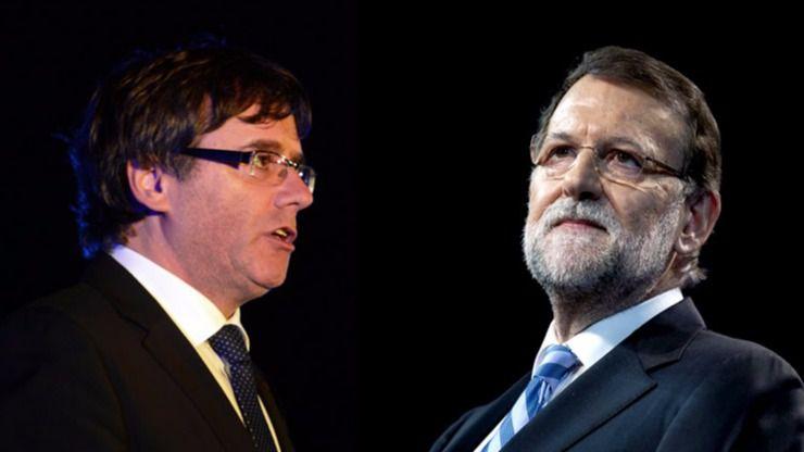 El PP no quiere un 'cara a cara' Rajoy-Puigdemont en el Senado