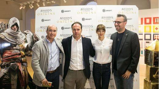 El Egipto de Cleopatra revive en el nuevo Assassin's Creed Origins