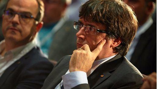 > Organizan a Puigdemont un plan de huida a Francia en caso de exilio