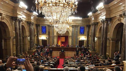 > Parlament: Junts Pel Sí propone declarar la independencia este viernes