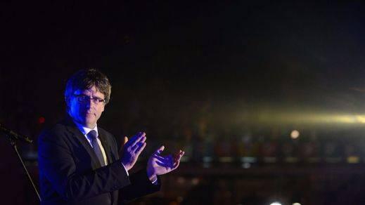 Llegó el final político de Puigdemont