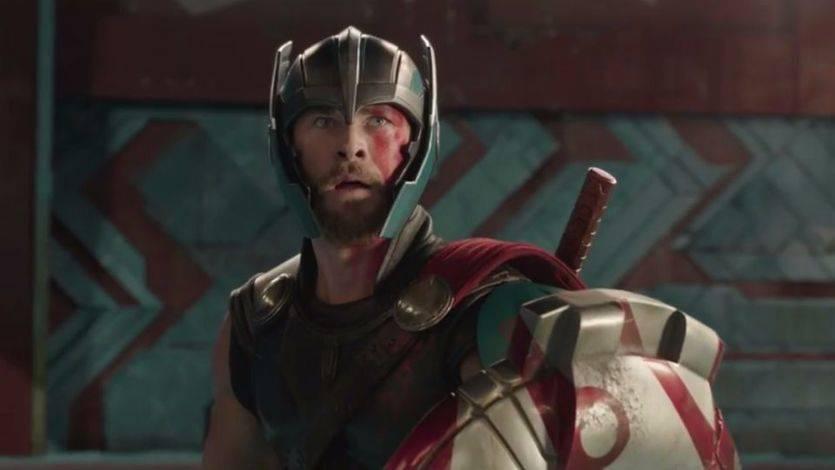 'Thor: Ragnarok': el dios del Trueno suelta chascarrillos