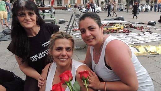 Gloria Vázquez, presidenta de la asociación Ve-la luz Galicia de ayuda a mujeres víctimas de violencia de género
