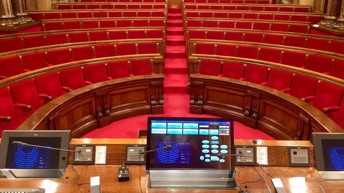 El independentismo admite que la DUI no tendrá reconocimiento internacional