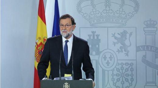 Rajoy pide tranquilidad:
