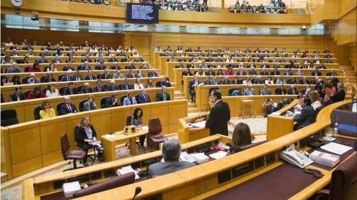 El Senado avala las medidas del Gobierno para aplicar el artículo 155