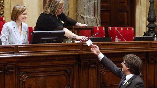 Puigdemont avisa de que ahora llega lo difícil: