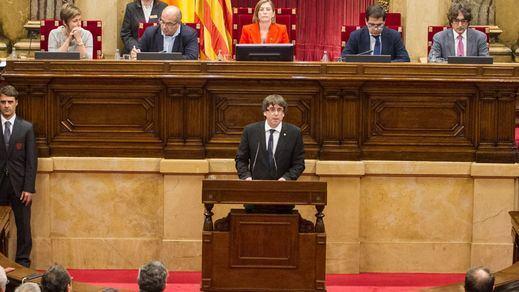 Las primeras medidas que tomaría la República Catalana: el DNI catalán, banco público…