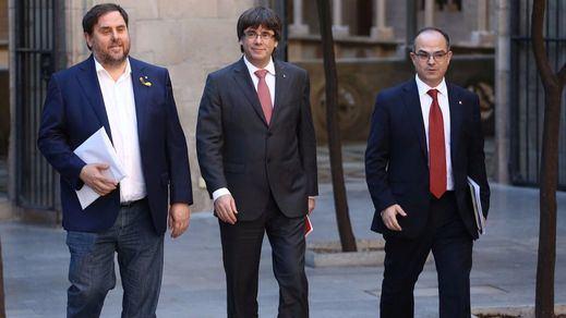 El Govern ilegal de Puigdemont sigue trabajando y sopesa convocar sus propias elecciones