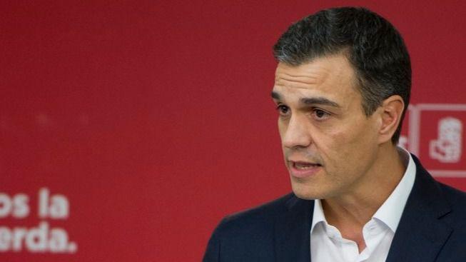 Sánchez ya está en campaña: