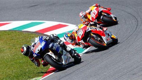 El mundial de motociclismo se decidirá en Valencia tras la victoria de Dovizioso