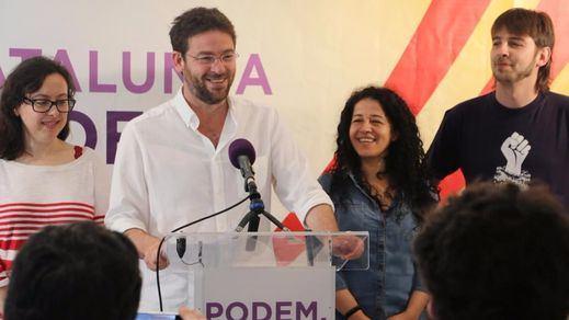 Podemos llega a las elecciones catalanas con riesgo de fractura por la independencia
