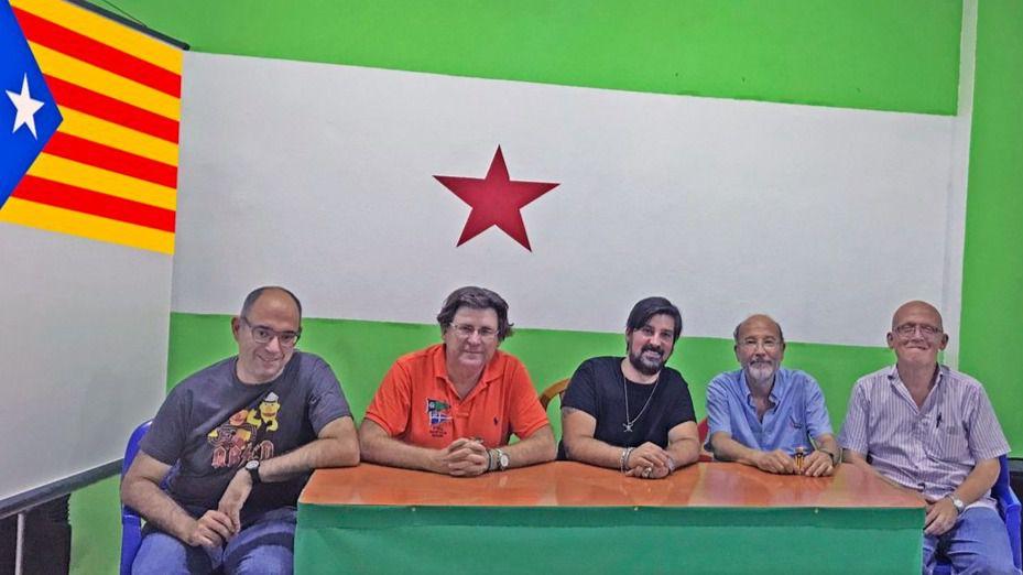 La Asamblea Nacional Andaluza reconoce la repúblicana catalana y llama a declarar la andaluza el 4 de diciembre