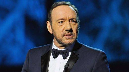 Siguen los casos de acoso sexual en Hollywood: Kevin Spacey, acusado por un joven actor