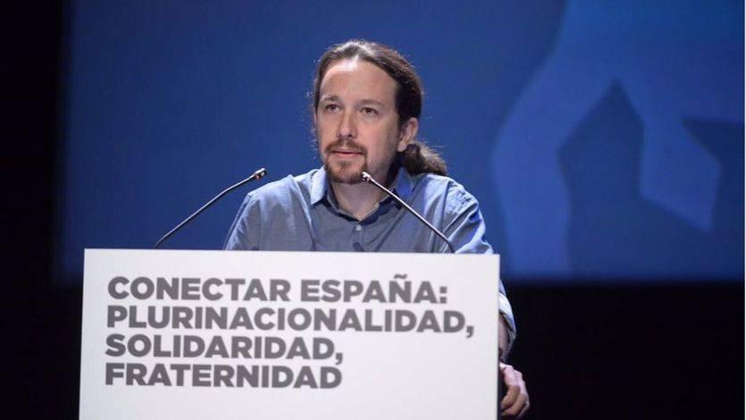 Pablo Iglesias: 'Los que dicen que España es uninacional no son españoles, son monárquicos'