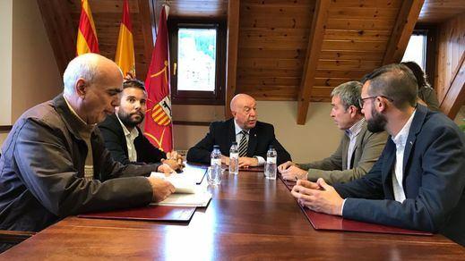 El Valle de Arán seguirá en Cataluña tras constatar que el Estado se ha hecho con el control