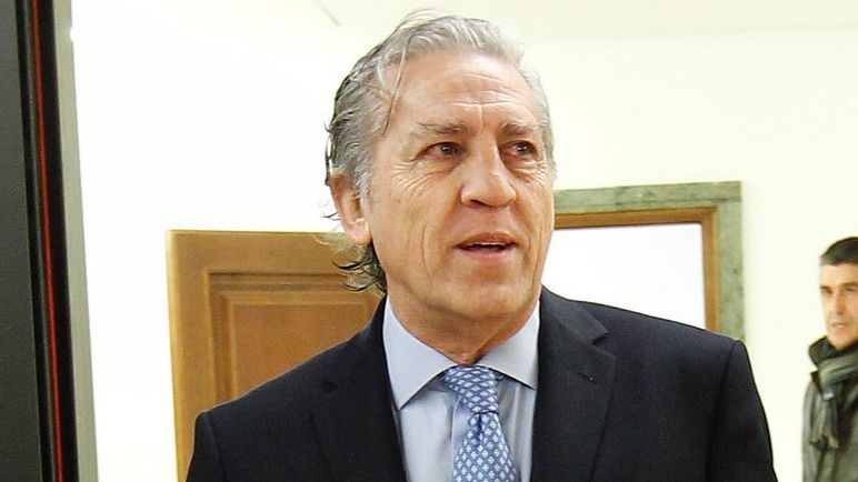 Diego López Garrido, ex portavoz del PSOE en el Congreso