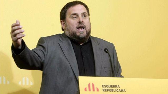 Junqueras se inventa en el 'The New York Times' un Estado español represor que