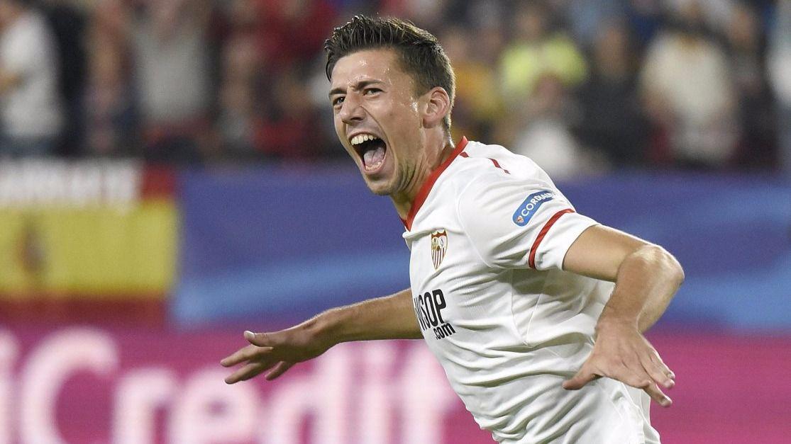 El Sevilla, más cerca del pase a octavos tras sufrir ante el Spartak de Moscú (2-1)