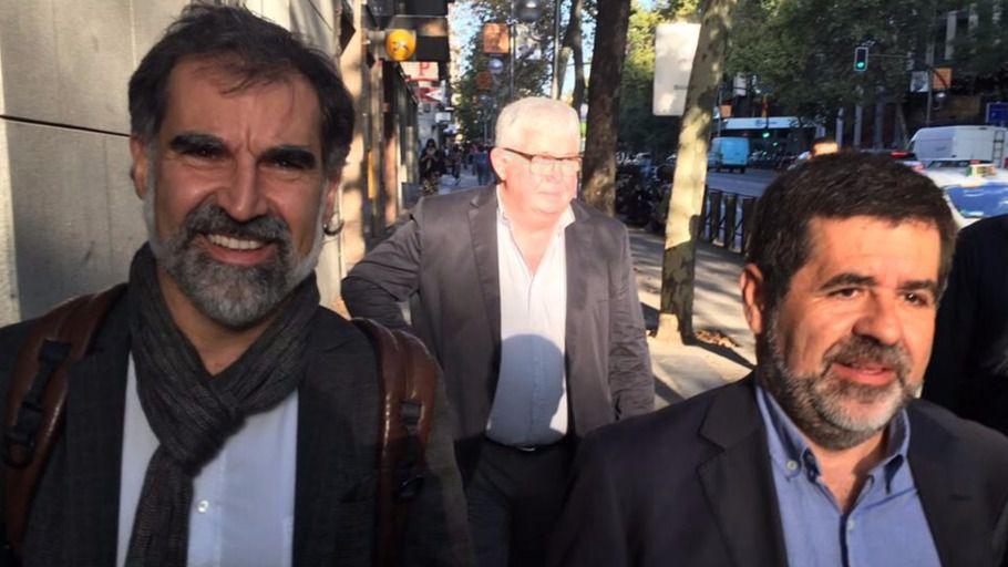 Elecciones Cataluña: la ANC quiere que los Jordis encabecen la lista de unidad independentista