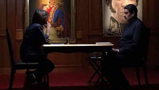Jordi Évole esperó 30 horas a Maduro para poder realizar la entrevista concertada con el presidente venezolano