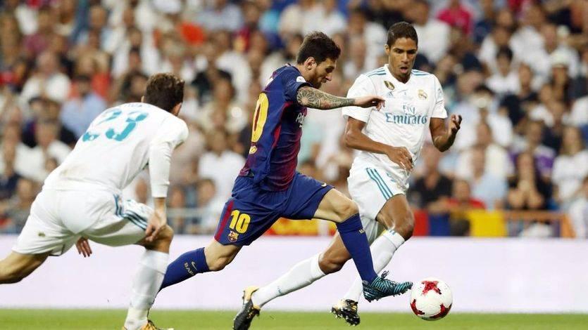 El Madrid-Barça más politizado de la historia se jugará a las 13 horas del 23-D