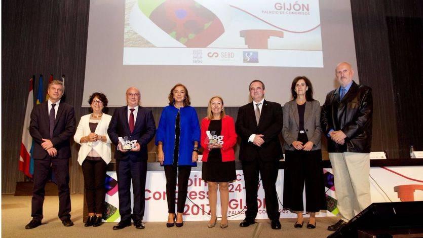 Entregados los dos Premios Nacionales de Genética