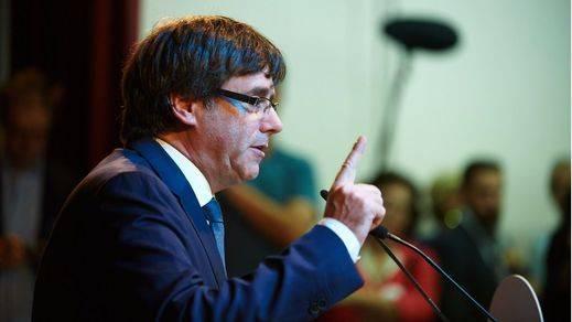 Puigdemont reclama una lista unitaria para evitar que se desintegre el independentismo