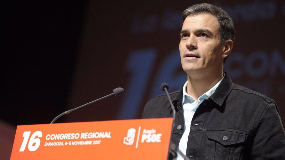 Sánchez apuesta por la vía política en la crisis catalana y rechaza la salida penal