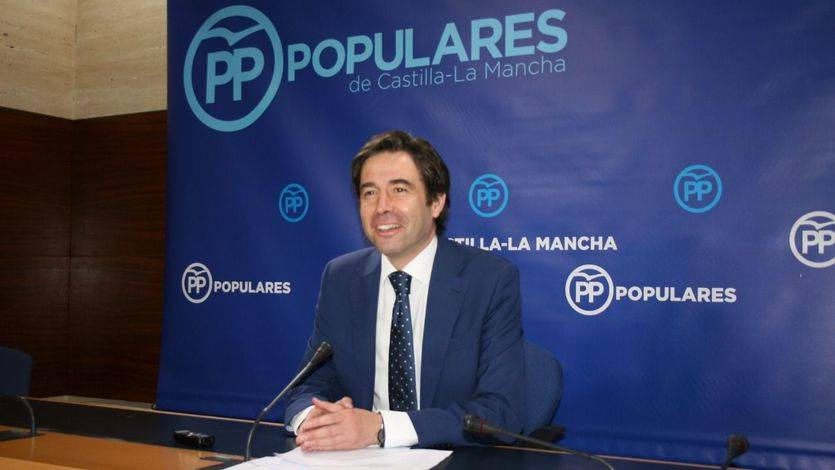 Lorenzo Robisco, portavoz adjunto del Grupo Parlamentario Popular en las Cortes de Castilla-La Mancha