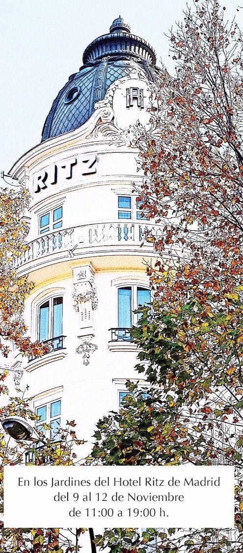 Conturegalo organiza el VI Mercadillo Solidario en el Hotel Ritz, Madrid