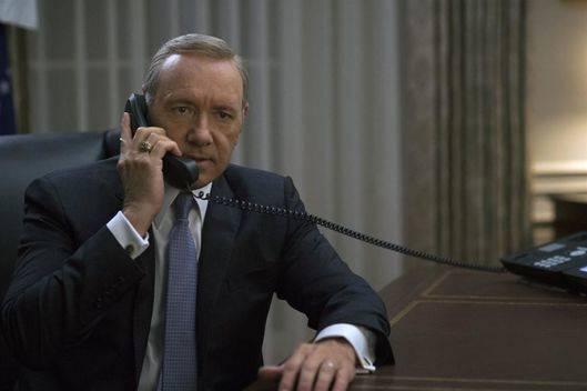 Cancelada 'House of Cards' tras el despido de Kevin Spacey