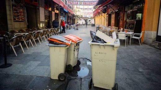 Desconvocada la huelga de basuras en Madrid
