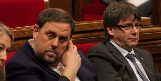 La Generalitat ya elaboró en junio, con dinero público, los presupuestos de la 'República catalana'