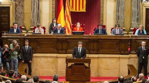 El Constitucional anula la declaración de independencia y la 'ley de transitoriedad jurídica'