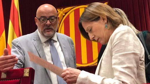 150.000 euros de fianza para Forcadell