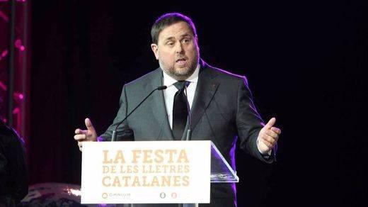 Junqueras encabeza la candidatura de ERC que incluye a ex consejeros presos y huidos