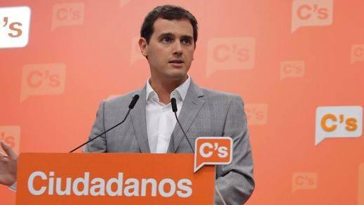 Ciudadanos disputa ya a PP y PSOE el primer puesto en las encuestas