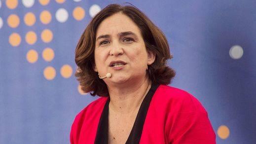 Colau condena a la nueva izquierda catalana a un discurso cercano al independentismo