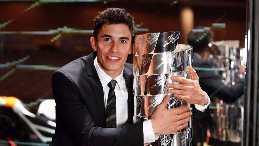 Márquez, camino de la gloria tras su cuarto mundial MotoGP con 24 años
