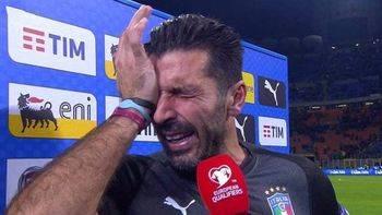 Porca miseria: Italia se queda sin Mundial de fútbol por primera vez en 60 años