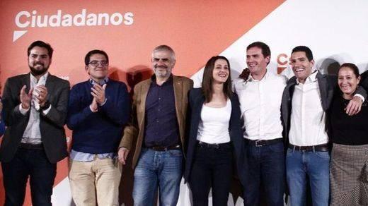 Ciudadanos denuncia que el PSC intenta reeditar el tripartito catalán para restar votos a los socialistas
