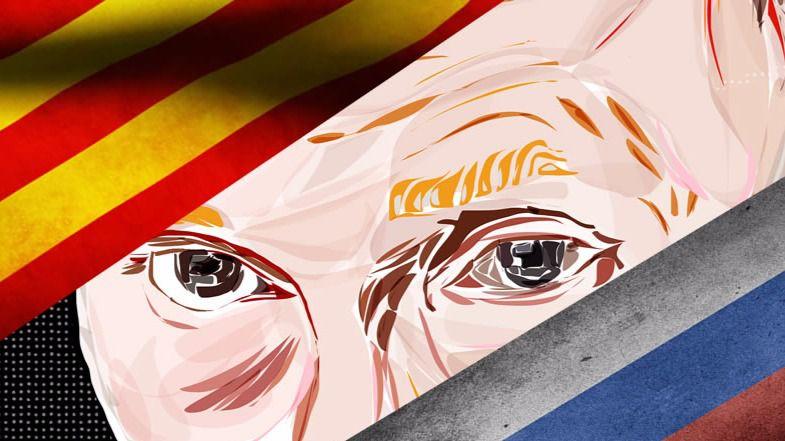 La teoría de la conspiración rusa llega a España con la trama propagandística catalana