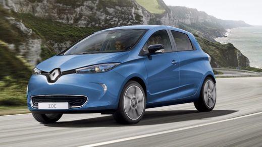 Madrid se prepara para la tercera compañía de coches eléctricos en alquiler: Zity, de Renault