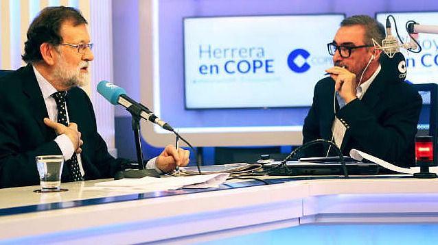 Rajoy desvela que las noticias falsas sobre Cataluña llegaron desde Rusia y también Venezuela