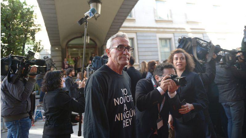 Cañamero será investigado por el Supremo por coacciones y resistencia a la autoridad durante una huelga