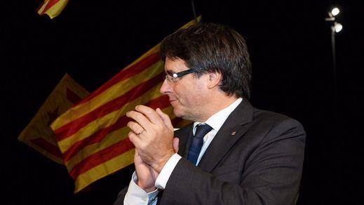 Puigdemont irá en su lista de 'Junts per Catalunya' con varios presos, incluido el activista Jordi Sànchez