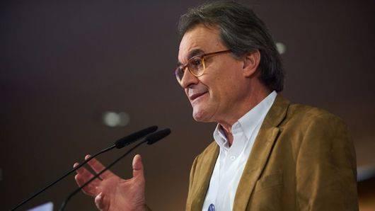 Artur Mas se desvincula del 'procés' y asegura que no fue el líder en la sombra que llevó a la independencia