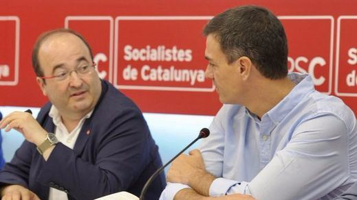 El PSOE descarta cualquier posibilidad de rescatar un tripartito con ERC